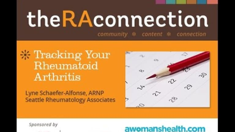 Ask The Expert: How to Track Your Rheumatoid Arthritis