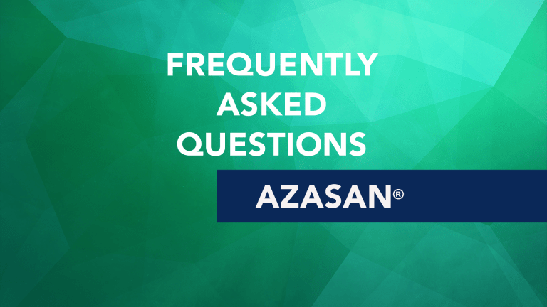 Answers to Frequently Asked Questions About Imuran® - Azasan®