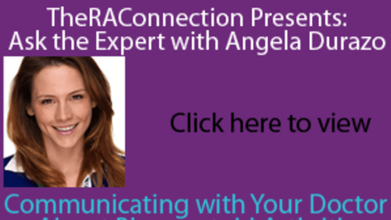 Communicating with Your Doctor about RA
