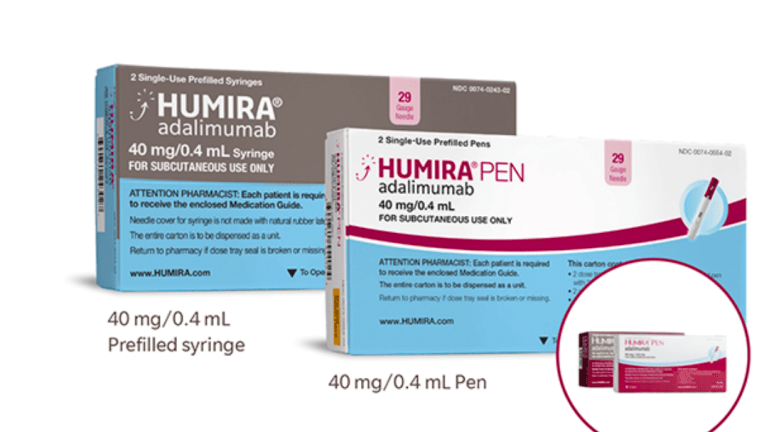 Citrate Free Humira Now Available