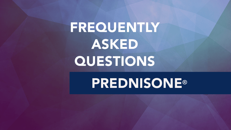 Answers to Frequently Asked Questions About Prednisone