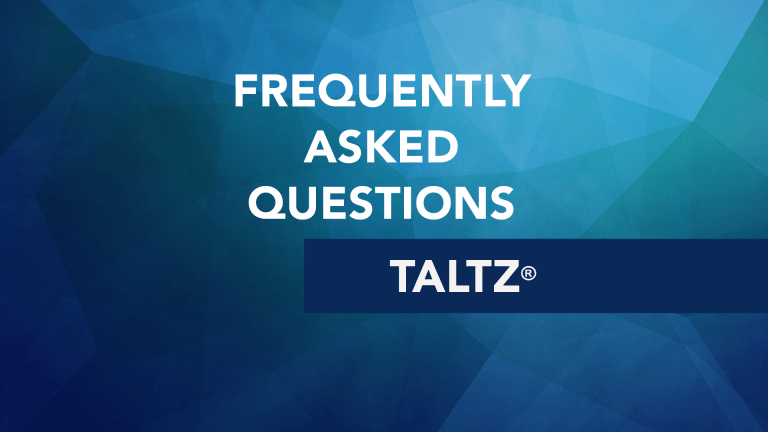 Frequently Asked Questions About Taltz® (Ixekizumab)