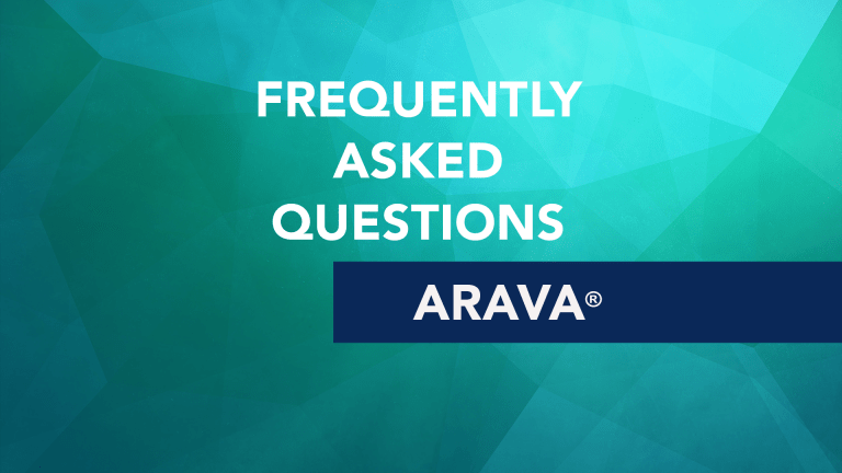 Frequently Asked Questions About Arava®