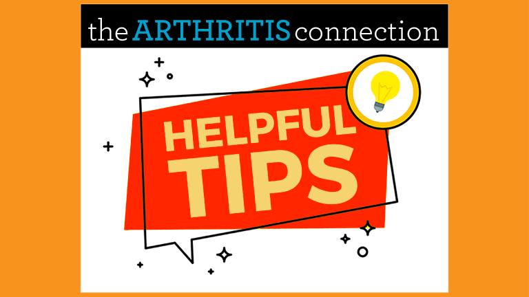 Rheumatoid Arthritis Tips
