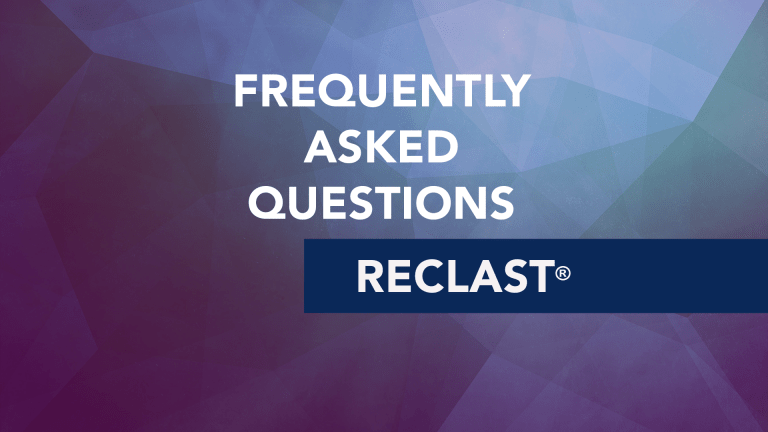 Frequently Asked Questions About Reclast® (Zoledronic acid)