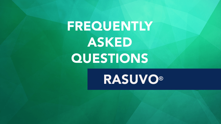 Frequently Asked Questions About Rasuvo (Methotrexate)