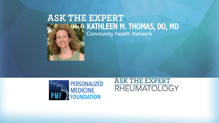 Ask the Doctor: Rheumatoid Arthritis Treatment Guidelines