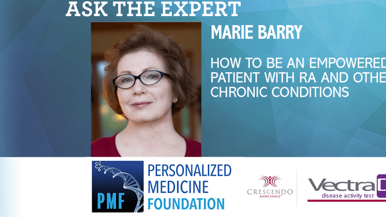 How to be an Empowered Patient with SLE, RA or Other Chronic Conditions