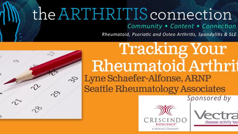 Ask The Expert: How to Track Your Rheumatoid Arthritis
